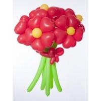 Заказать букеты из воздушных шаров в тюмени подарок на юбилей женщине своими руками картинки